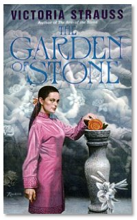 Garden of the Stone by Victoria Strauss