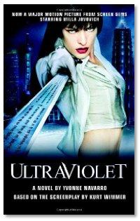 UltraViolet by Yvonne Navarro