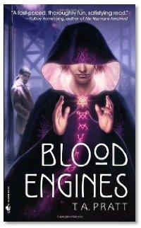 Blood Engines (Marla Mason, Bk 1)