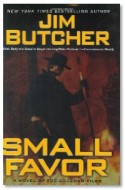 "Review: ""Small Favor"" by Jim Butcher"