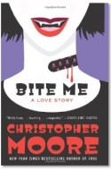 "Giveaway: ""Bite Me"" by Christoper Moore"