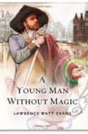 Review: A Young Man Without Magic by Lawrence Watt-Evans