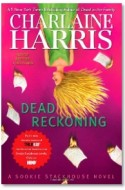 "Guest Review: ""Dead Reckoning"" by Charlaine Harris"
