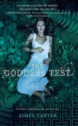 "Review: ""The Goddess Test"" by Aimée Carter"