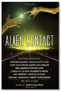 "Review: ""Alien Contact"" edited by Marty Halpern"