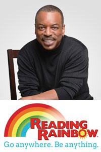 "LeVar Burton on ""Reading Rainbow"""